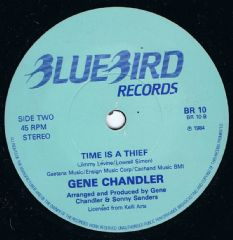 Gene Chandler Time Is A Thief Bluebird